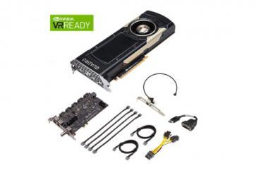 NVIDIA Quadro GV100 Sync