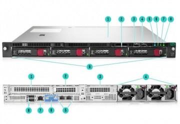 HPE ProLiant0 DL160 Gen10 LFF