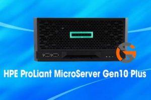 Tổng Quan Máy Chủ HPE ProLiant MicroServer Gen10 Plus