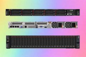 Máy Chủ Lenovo ThinkSystem: So Sánh SR665 và SR645