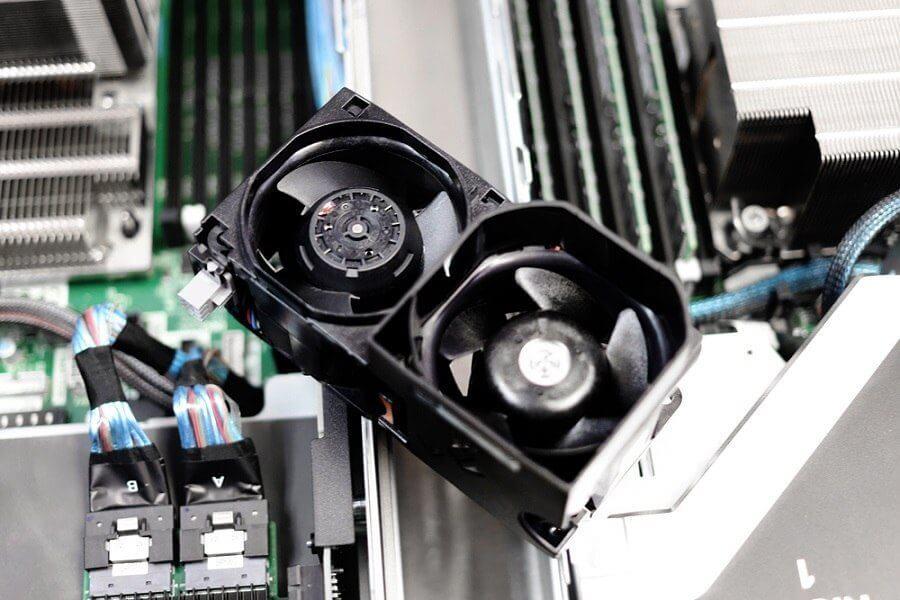 Quạt Beefier Dell EMC PowerEdge R750