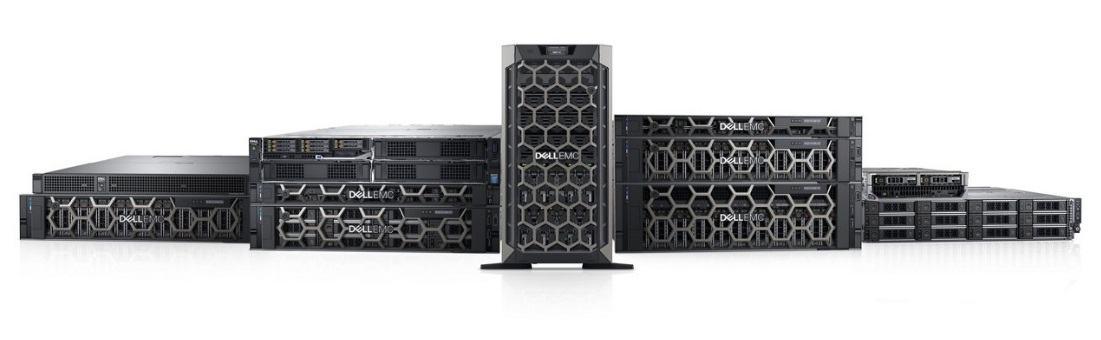 Các dòng máy chủ Dell PowerEdge